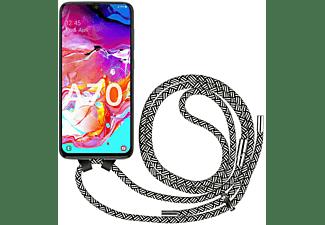 ARTWIZZ HangOn Case, Backcover, Samsung, Galaxy A70, Schwarz
