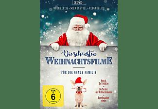 Die schönsten Weihnachtsfilme für die ganze Familie DVD