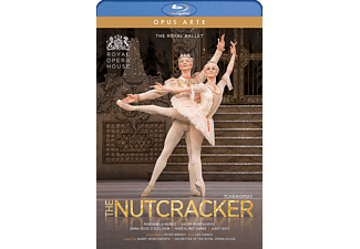 Barry Wordsworth, Orchestra of the Royal Opera House Covent Garden, The Royal Ballet - Der Nussknacker [Blu-ray]  - (Blu-ray)