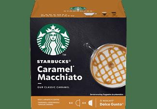 STARBUCKS CARAMEL MACCHIATO BY NESCAFE DOLCE GUSTO Kaffeekapseln