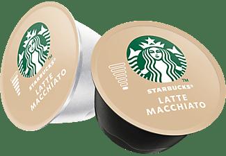 STARBUCKS LATTE MACCHIATO BY NESCAFE DOLCE GUSTO Kaffeekapseln (Kapselmaschine)