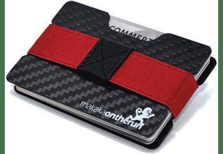MAKAKAONTHERUN RFID Blocking Carbon Ultra-Slim RFID NFC Blocker Carbonschwarz