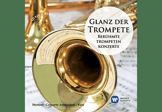 Theo Mertens, Concerto Amsterdam - Glanz der Trompete-Berühmte Trompetenkonzerte  - (CD)