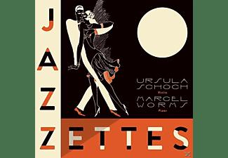 SCHOCH/WORMS - Jazzettes  - (CD)
