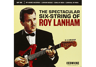 Roy Lanham - 7-SPECTACULAR SIX-STRING OF  - (Vinyl)