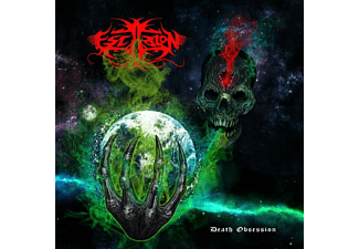 Eschaton - Death Obsession-Gatefold-  - (Vinyl)
