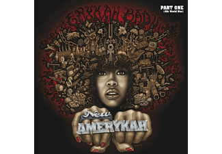 Erykah Badu - NEW AMERYKAH PART ONE..  - (CD)