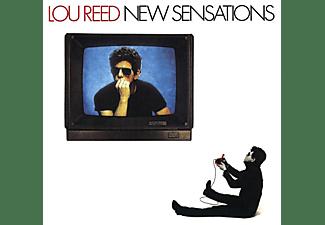 Lou Reed - NEW SENSATIONS  - (CD)