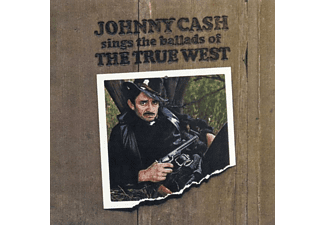 Johnny Cash - SINGS THE BALLADS OF..  - (CD)