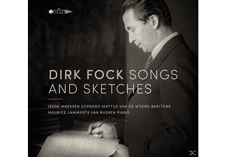 Dirk Fock - SONGS AND SKETCHES  - (CD)