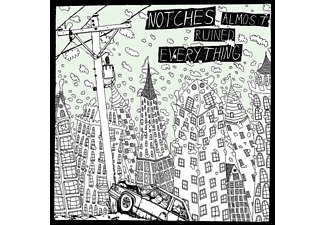 Notches - ALMOST (DOWNLOAD)  - (Vinyl)