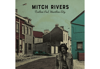 Mitch Rivers - RESTLESS SOUL, HEARTLESS CITY  - (CD)