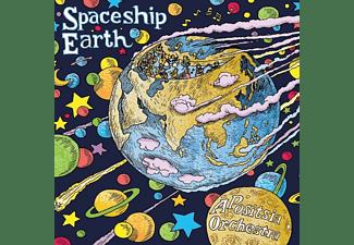 Apositsia Orchestra - SPACESHIP EARTH  - (CD)