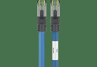 GOOBAY CAT 8.1 S/FTP LSZH CU, Netzwerkkabel, 2 m