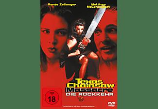 Texas Chainsaw Massacre: Die Rückkehr DVD