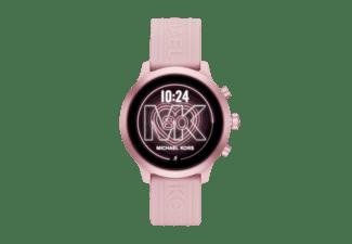 MICHAEL KORS MKT5070 MKGO, Smartwatch, Silikon, 190 mm, PinkRosegold