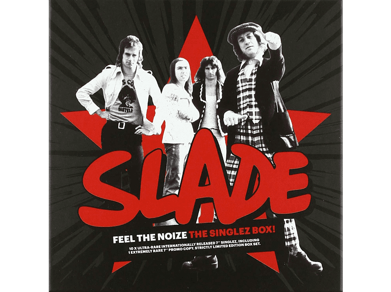 Slade - Feel the Noize (Ltd.Box Set) [Vinyl]