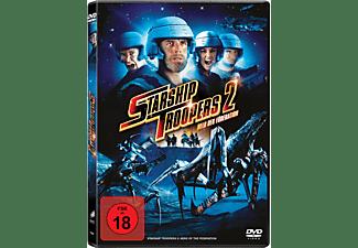 Starship troopers 2 - Héros de la Fédération DVD