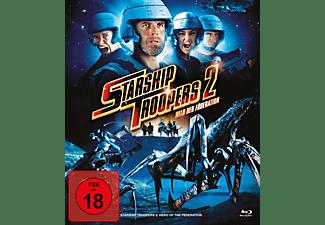 Starship troopers 2 - Héros de la Fédération Blu-ray
