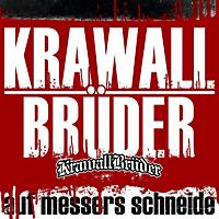 Krawallbrüder - Auf Messers Schneide (Limited Gatefold/White Vinyl) [Vinyl]