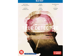 True Detective: Seizoen 1 to 3 - Blu-ray