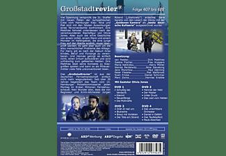 Großstadtrevier Staffel 31 (Folge 407 - 422) DVD