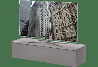 LUGANO LU-130-GR-GRF Basis-Paket Grau TV-Rack
