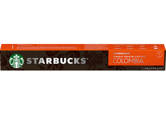 STARBUCKS COLOMBIA BY NESPRESSO Kaffeekapseln