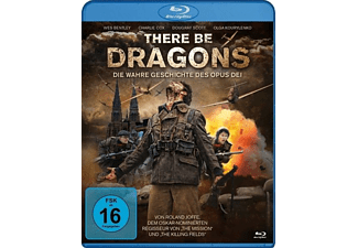 There Be Dragons (Blu-Ray) Blu-ray
