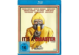It's A Disaster Blu-ray