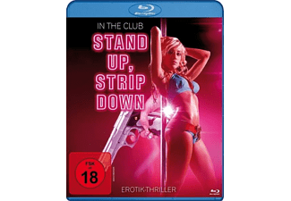 In The Club-Stand Up,Strip Down (Blu-Ray) Blu-ray