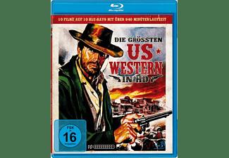 Die größten US-Western in HD Blu-ray