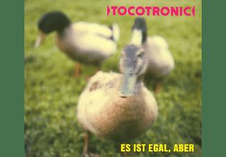 Tocotronic - es ist egal, aber (reissue)  - (Vinyl)