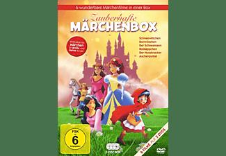 Zauberhafte Märchenbox DVD