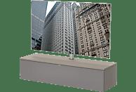 LUGANO LU-130-CAP-GRF+LU-TV1 TV-Paket Cappuccino TV-Rack