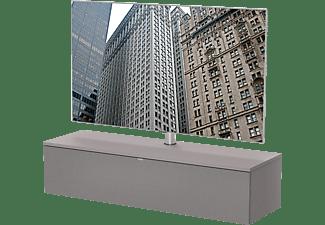 LUGANO LU-130-GR-GRF+LU-SB1+LU-TV1 Komplett-Paket Grau TV-Rack