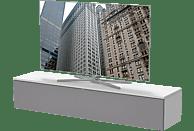 LUGANO LU-160-SNG-GRF+LU-SB1 Sound-Paket Weiss TV-Rack