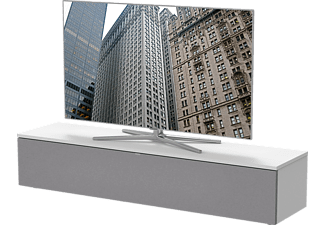 LUGANO LU-160-SNG-GRF Basis-Paket TV-Rack