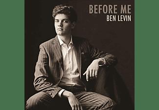 Ben Levin - BEFORE ME  - (CD)