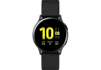 SAMSUNG Galaxy Watch Active2 Sport 44 mm Zwart/Aluminium