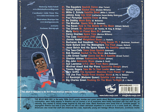 VARIOUS - Sputnik Dance  - (CD)