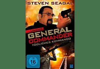General Commander - Tödliches Kommando DVD