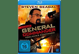 General Commander - Tödliches Kommando Blu-ray
