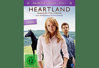 Heartland - Paradies für Pferde - Staffel 8.1 - Episode 1-9 DVD