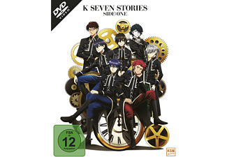 K Seven Stories - Side One Movie 1-3 DVD