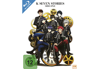 K Seven Stories - Side One Movie 1-3 Blu-ray