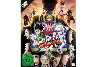 HUNTERxHUNTER - Volume 6 - Episode 59-67 DVD