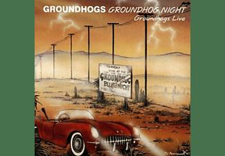Groundhogs - GROUNDHOG NIGHT  - (CD)
