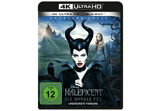 Maleficent - Die Dunkle Fee [4K Ultra HD Blu-ray + Blu-ray]