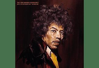 The Jimi Hendrix Experience - OPUS: LIVE IN EUROPE 1967VOL.1  - (Vinyl)